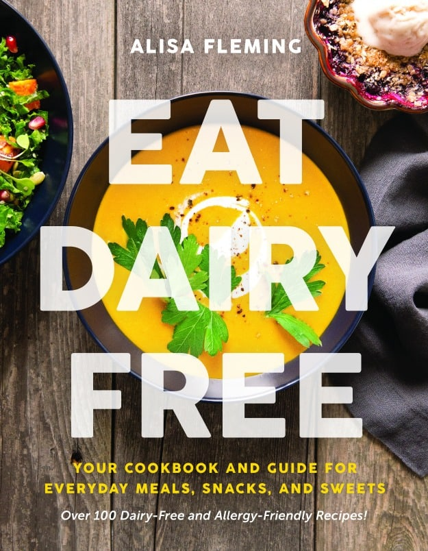 Eat Dairy Free Cover Photo