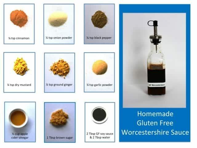 Homemade Gluten-Free Worcestershire Sauce