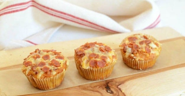 ow-Carb Pizza Muffins from Elana's Pantry Crop Photo