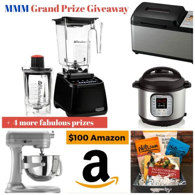 March Muffin Madness Grand Prize Giveaway Photo