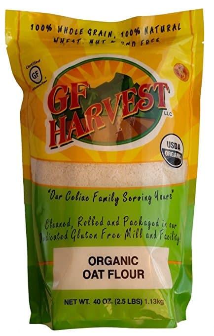 Gluten-Free Harvest Oat Flour