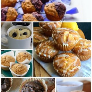 Twenty amazing gluten-free muffin recipes from March Muffin Madness. You're sure to find not only one recipe that you'll love but several! Paleo, vegetarian, low carb, and keto recipes, too. [featured on GlutenFreeEeasily.com]