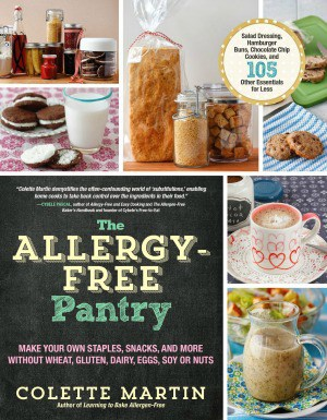 The Allergy-Free Pantry Cover