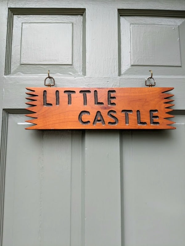 The Little Castle in Falmouth Virginia