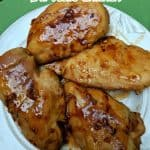 Zesty Italian Barbecue Chicken (Gluten Free)