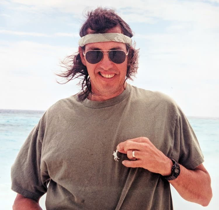 Mr. GFE in the Maldives