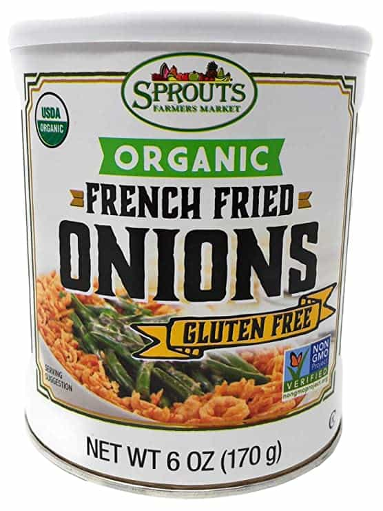 Sprouts Gluten-Free French Fried Onions