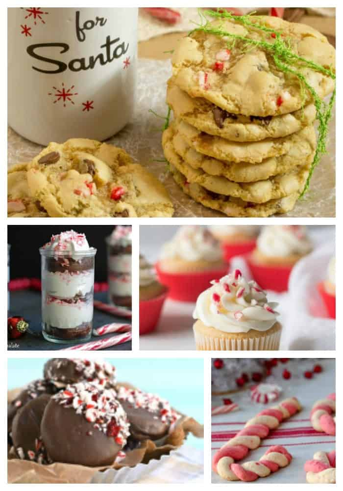 Gluten Free Candy Cane And Peppermint Dessert Recipes You Ll