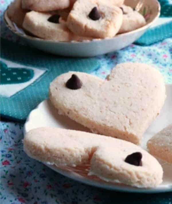 Gluten-Free Cream Cheese Cut-Out Cookies