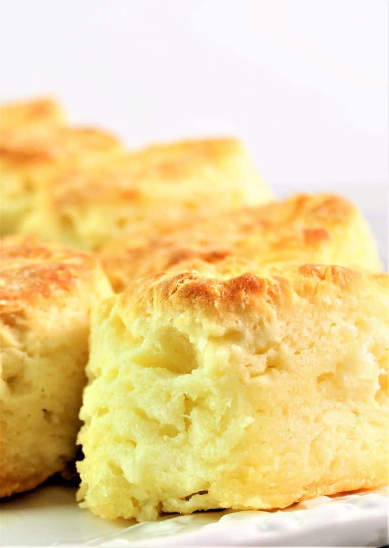 Gluten-Free Buttermilk Biscuits from Let Them Eat Gluten-Free Cake