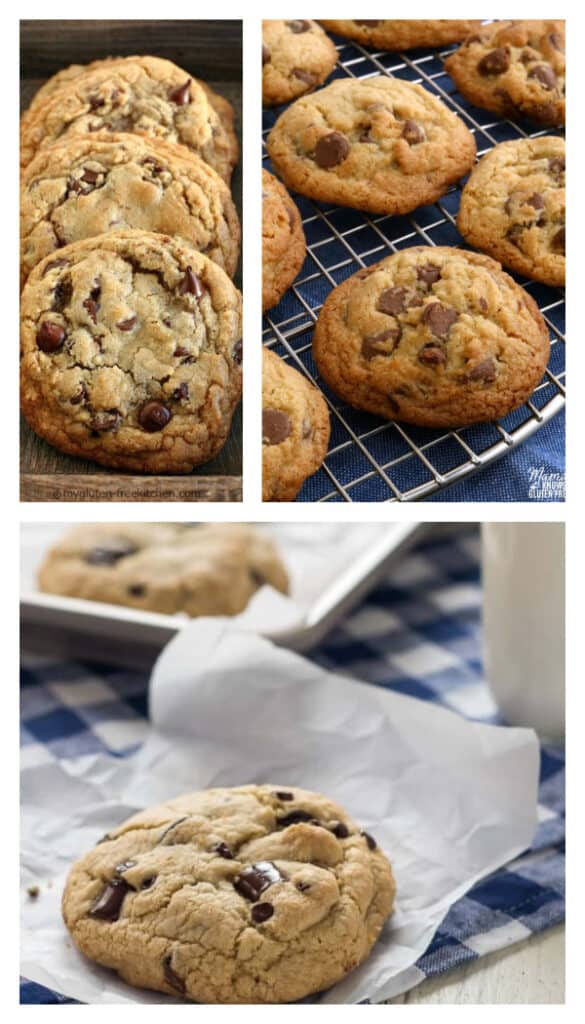 The Best Gluten-Free Chocolate Chip Cookie Recipes … 35 of Them!