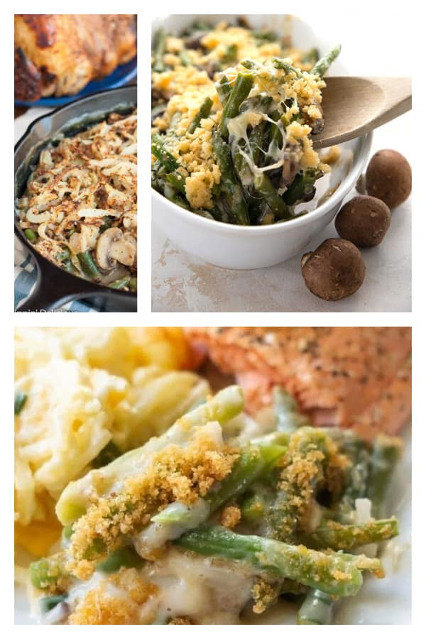 New Gluten-Free Green Bean Casserole Recipes Plus Other Green Bean Dishes
