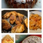 Collage of some of the Top 20 New Gluten-Free Recipes of L:ast Year.