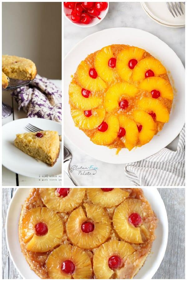 30 Gluten-Free Pineapple Upside Down Cake Recipes & More Pineapple Recipes