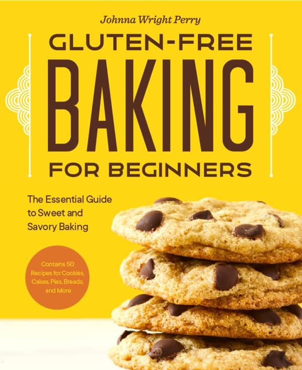 Gluten-Free Baking for Beginners Cookbook Review and Giveaway