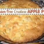 This recipe make an apple pie lover out of everyone! Easy Gluten-Free Apple Pie. It's called a crustless apple pie because the crust is poured over the apples and forms both a top and bottom crust when baked. This pie is so, so good! [from GlutenFreeEasily.com] (photo)