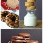 Best Gluten-Free Homemade Girl Scout Cookie Recipes. Featured on gfe. [GlutenFreeEasily.com]