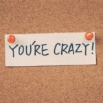 Things You're Told Before You're Diagnosed with Celiac. You're Crazy! [featured on GlutenFreeEasily.com]