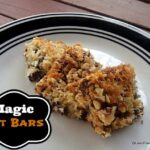 Gluten-Free Magic Oat Bars. Something totally delicious--and somewhat healthier--occurs when you replace gluten-free graham cracker crumbs with certified gluten-free purity protocol oats. [from GlutenFreeEasily.com]