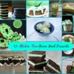 You're going to love these Gluten-Free Mint Desserts! Ideal for mint lovers any day, but especially perfect for National Mint Day and St. Patrick's Day celebrations!