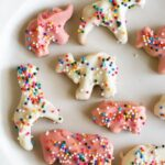 Animal crackers have been a favorite since childhood. I'm thrilled to have these gluten-free animal cracker recipes so I can enjoy them once again!